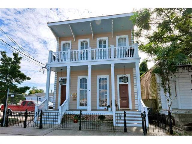 1416 Carondelet Street B, New Orleans, LA 70130 (MLS #2111066) :: Crescent City Living LLC
