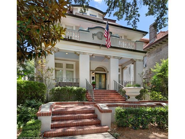 4626 Saint Charles Avenue, New Orleans, LA 70115 (MLS #2111129) :: Crescent City Living LLC