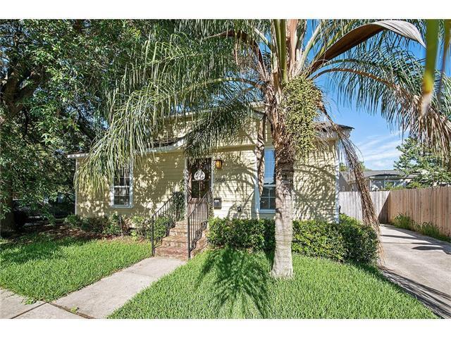5858 Milne Boulevard, New Orleans, LA 70124 (MLS #2111220) :: Crescent City Living LLC