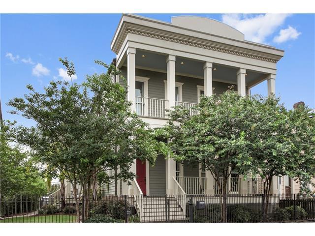 1233 Coliseum Street, New Orleans, LA 70130 (MLS #2111294) :: Crescent City Living LLC