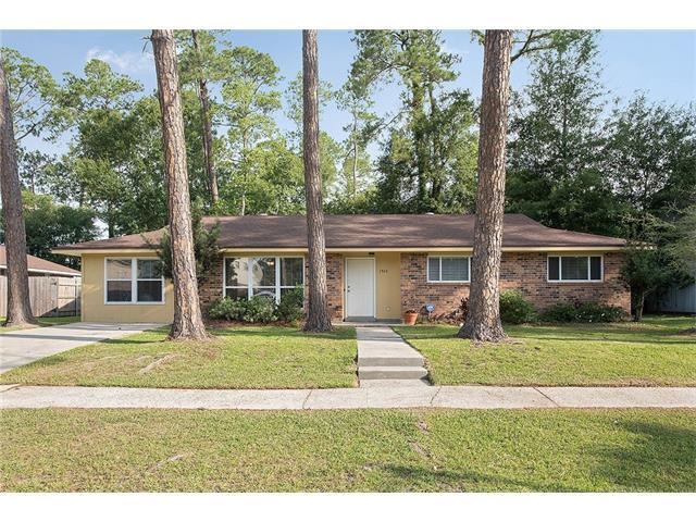 1522 Lakewood Drive, Slidell, LA 70458 (MLS #2111373) :: Turner Real Estate Group