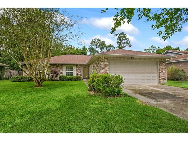 215 Clearwood Drive, Slidell, LA 70458 (MLS #2111523) :: Turner Real Estate Group