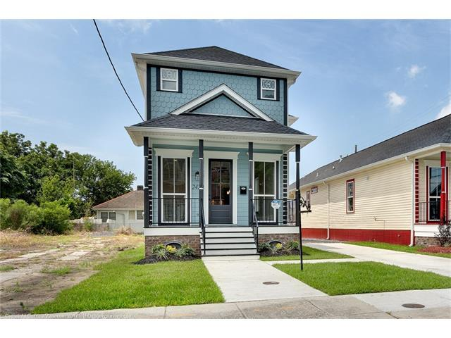 2429 N Johnson Street, New Orleans, LA 70117 (MLS #2111627) :: Crescent City Living LLC