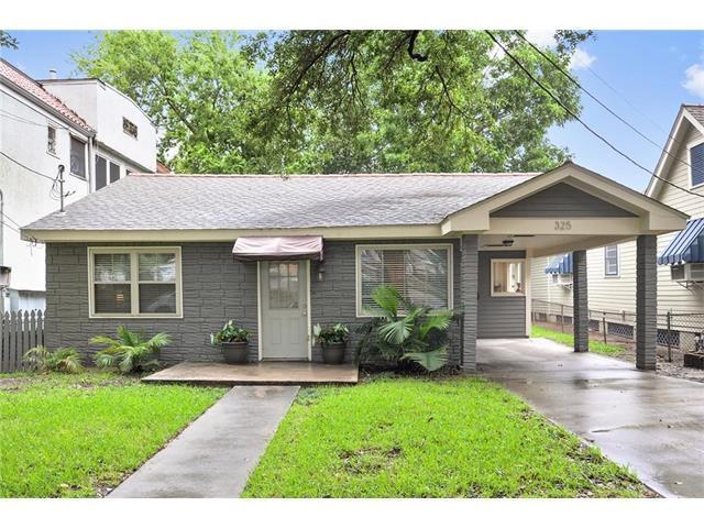 325 City Park Avenue, New Orleans, LA 70124 (MLS #2111682) :: Crescent City Living LLC