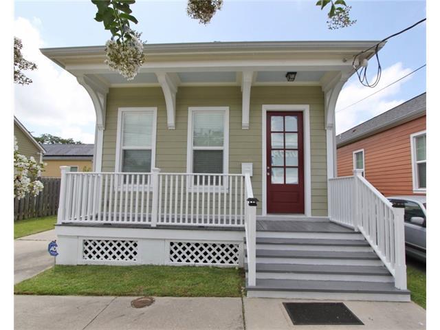 315 N Salcedo Street, New Orleans, LA 70119 (MLS #2111802) :: Turner Real Estate Group