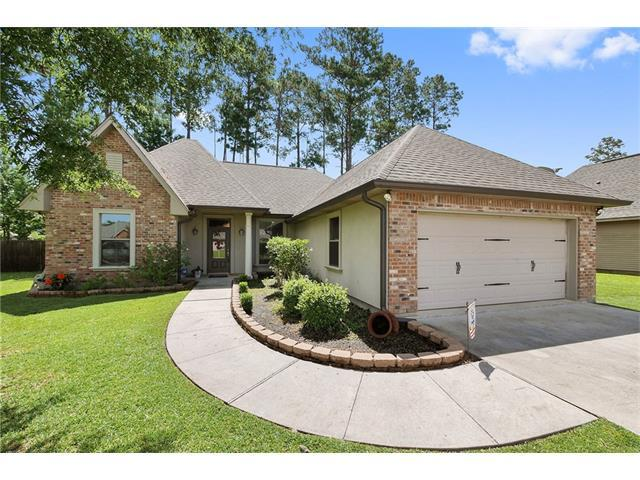 124 Fayedaye Drive, Madisonville, LA 70447 (MLS #2111842) :: The Robin Group of Keller Williams