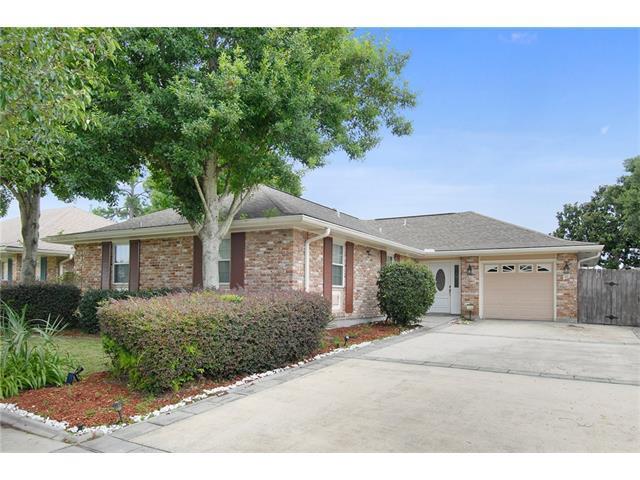 80 Montego Drive, Kenner, LA 70065 (MLS #2111945) :: Turner Real Estate Group