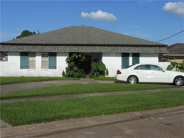 5201 Burke Drive, Metairie, LA 70003 (MLS #2112061) :: Pogo Realty, LLC