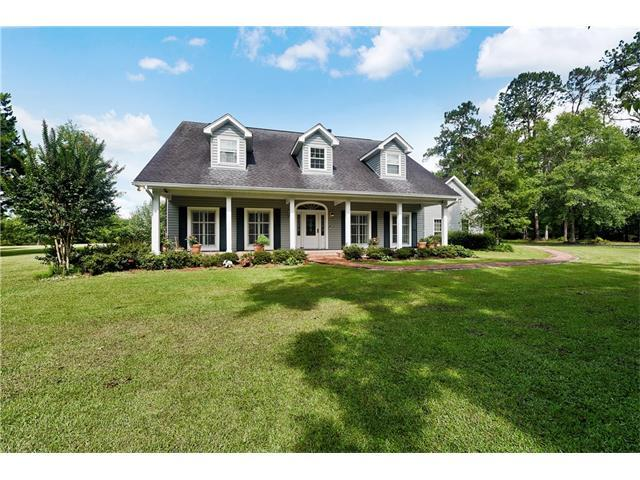 8 Green Hills Drive, Covington, LA 70435 (MLS #2112134) :: Turner Real Estate Group