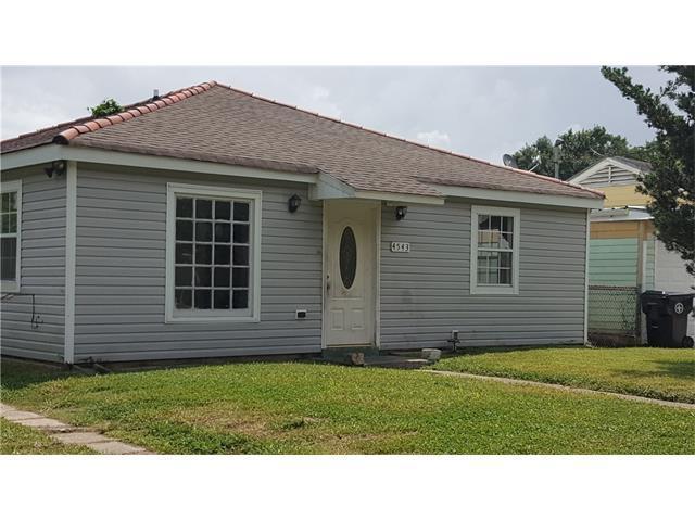 4543 Montegut Drive, New Orleans, LA 70126 (MLS #2112147) :: The Robin Group of Keller Williams