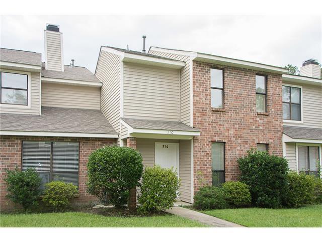 210 Pine Ridge Court #210, Mandeville, LA 70448 (MLS #2112178) :: Turner Real Estate Group