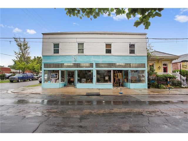 5833 Magazine Street, New Orleans, LA 70115 (MLS #2112186) :: Pogo Realty, LLC