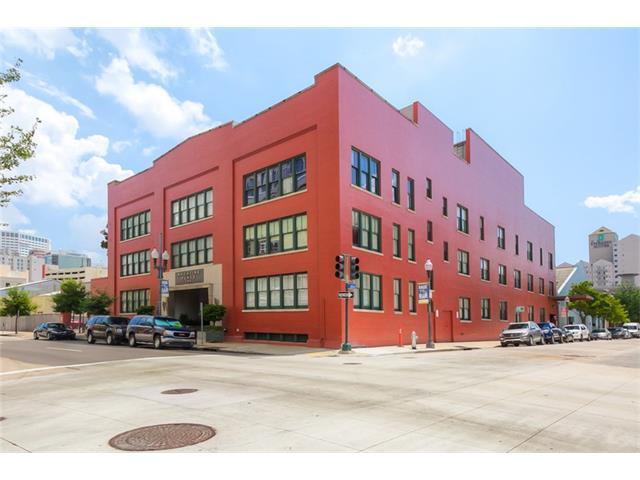 760 Magazine Street #307, New Orleans, LA 70130 (MLS #2112193) :: Pogo Realty, LLC