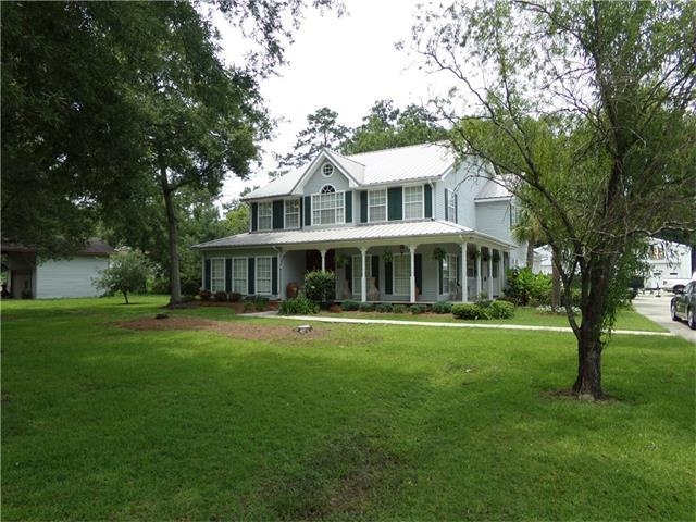 600 W Willow Street, Ponchatoula, LA 70454 (MLS #2112247) :: Turner Real Estate Group