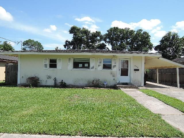 711 Gerry Drive, Kenner, LA 70062 (MLS #2112280) :: Pogo Realty, LLC