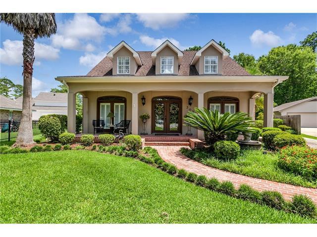 303 Tranquille Place, Mandeville, LA 70471 (MLS #2113432) :: Turner Real Estate Group