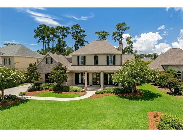 117 Mark Smith Drive, Mandeville, LA 70471 (MLS #2113575) :: Turner Real Estate Group