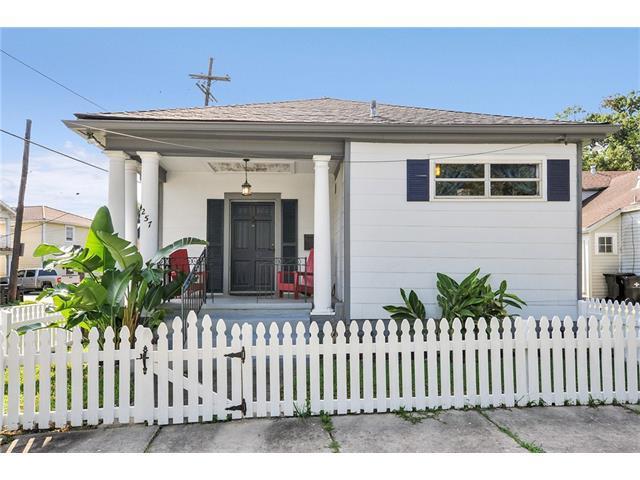 4257 Vincennes Place, New Orleans, LA 70125 (MLS #2113695) :: Crescent City Living LLC