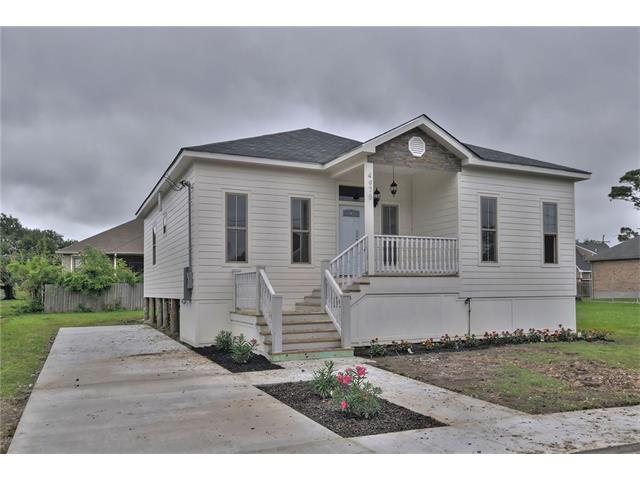 6361 Pauline Drive, New Orleans, LA 70126 (MLS #2114154) :: Crescent City Living LLC