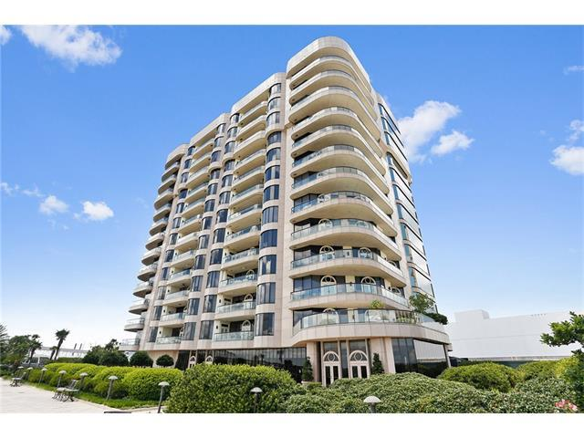 600 Port Of New Orleans Place Street 12C/D, New Orleans, LA 70130 (MLS #2114166) :: Parkway Realty