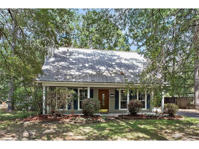 71154 Shady Lake Drive, Covington, LA 70433 (MLS #2114315) :: Turner Real Estate Group