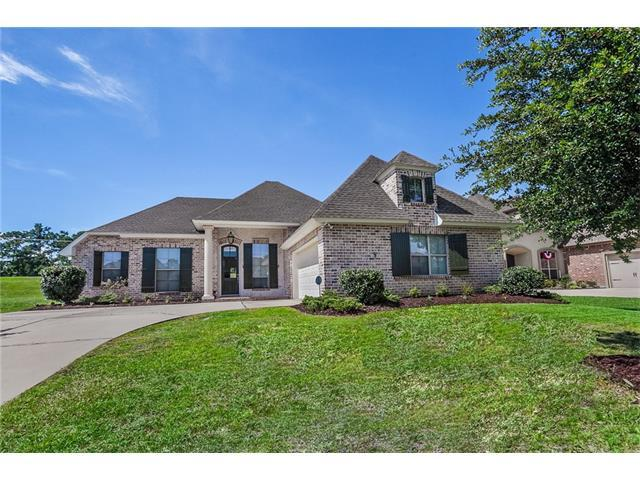 261 Cypress Lakes Drive, Slidell, LA 70458 (MLS #2114360) :: Turner Real Estate Group