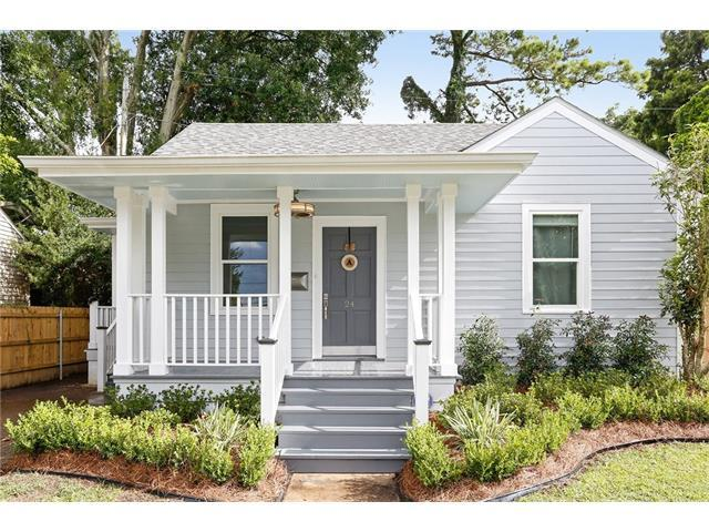 24 Joyce Avenue, Jefferson, LA 70121 (MLS #2114457) :: Crescent City Living LLC