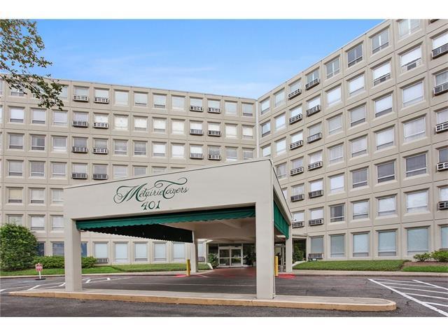 401 Metairie Road #613, Metairie, LA 70005 (MLS #2114463) :: The Robin Group of Keller Williams