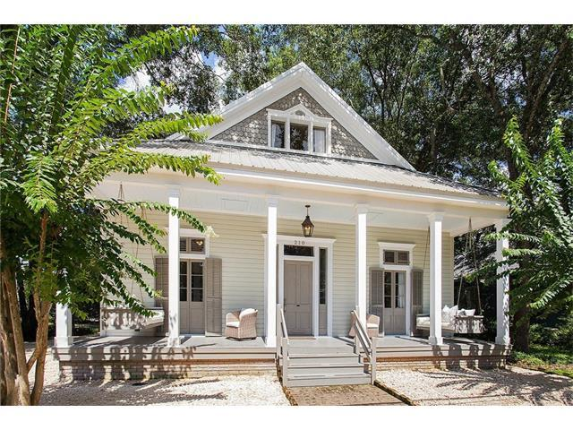 210 N Florida Street, Covington, LA 70433 (MLS #2114702) :: Turner Real Estate Group
