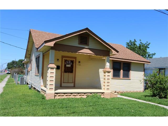 740 Estalote Avenue, Harvey, LA 70058 (MLS #2114835) :: Turner Real Estate Group