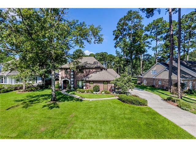 808 Tete L'ours Drive, Mandeville, LA 70471 (MLS #2115051) :: Turner Real Estate Group