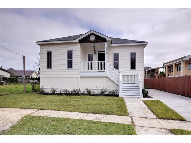 4001 Odin Street, New Orleans, LA 70126 (MLS #2115301) :: Crescent City Living LLC