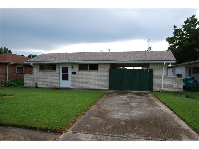 1424 Maplewood Drive, Harvey, LA 70058 (MLS #2115490) :: Turner Real Estate Group