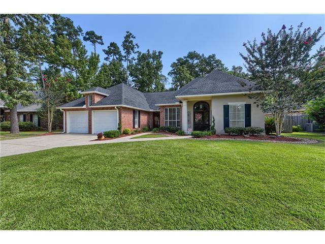 1612 Tiffany Lane, Mandeville, LA 70448 (MLS #2115630) :: Turner Real Estate Group