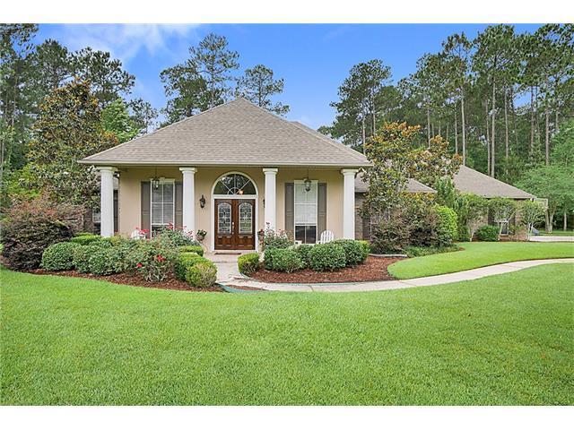 181 Brookstone Drive, Covington, LA 70433 (MLS #2115955) :: Turner Real Estate Group