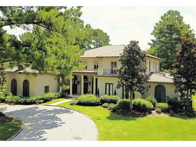 568 Northwood Drive, Abita Springs, LA 70420 (MLS #2116967) :: Turner Real Estate Group
