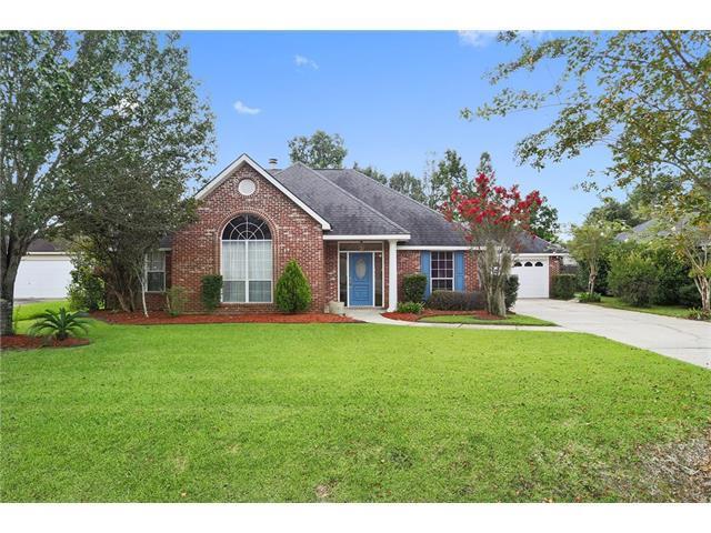 822 Crestwood Drive, Covington, LA 70433 (MLS #2118172) :: Turner Real Estate Group