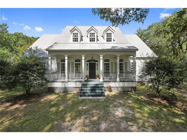 76495 Carroll Drive, Covington, LA 70435 (MLS #2118323) :: Turner Real Estate Group