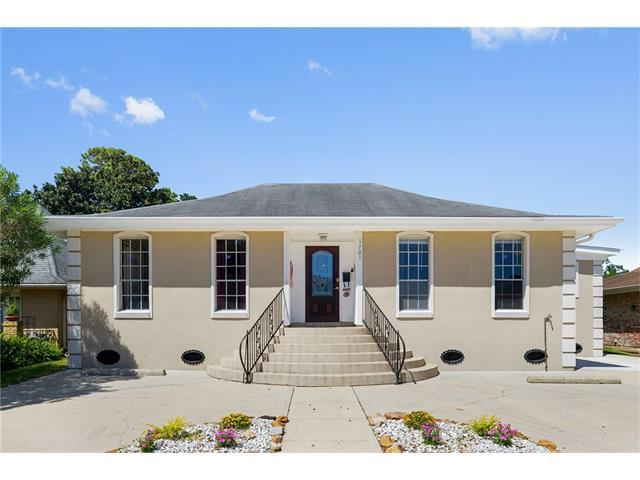 5701 Bridget Street, Metairie, LA 70003 (MLS #2118433) :: Turner Real Estate Group