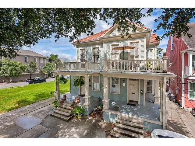 2433 Napoleon Avenue ., New Orleans, LA 70115 (MLS #2118648) :: Crescent City Living LLC