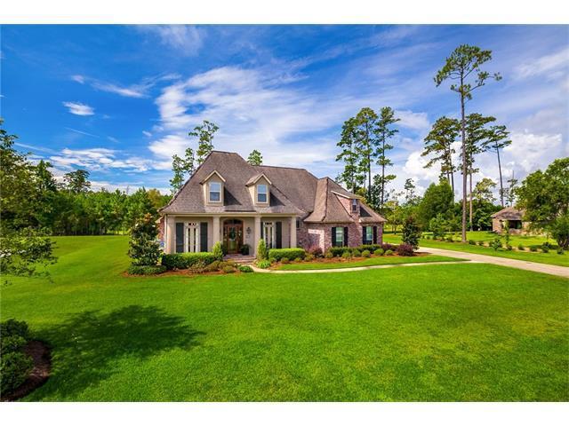 413 S Fairway Drive, Madisonville, LA 70447 (MLS #2118981) :: Turner Real Estate Group