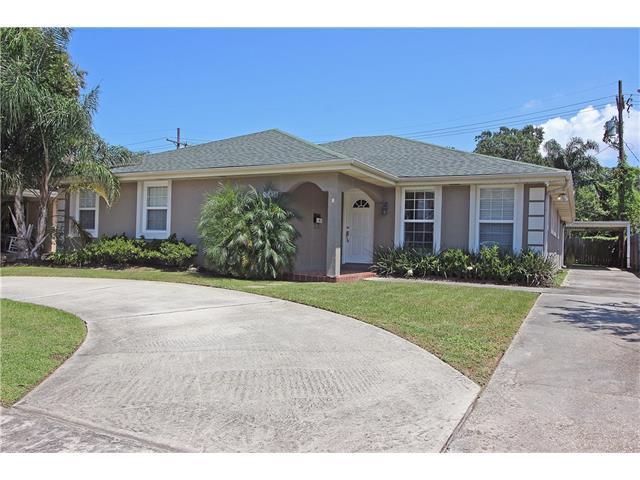 5829 Marcia Avenue, New Orleans, LA 70124 (MLS #2119185) :: Turner Real Estate Group