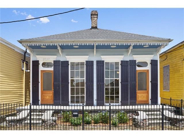 2033 St Ann Street, New Orleans, LA 70116 (MLS #2119215) :: The Robin Group of Keller Williams