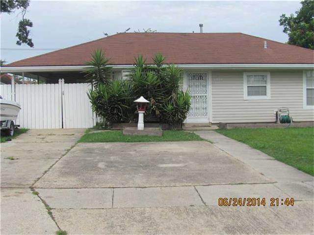 4834 Bright Drive, New Orleans, LA 70127 (MLS #2119268) :: Turner Real Estate Group