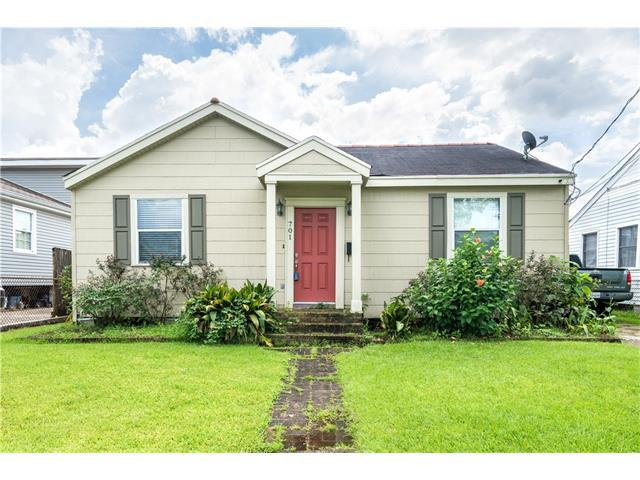 701 Betz Avenue, Jefferson, LA 70121 (MLS #2119311) :: Crescent City Living LLC