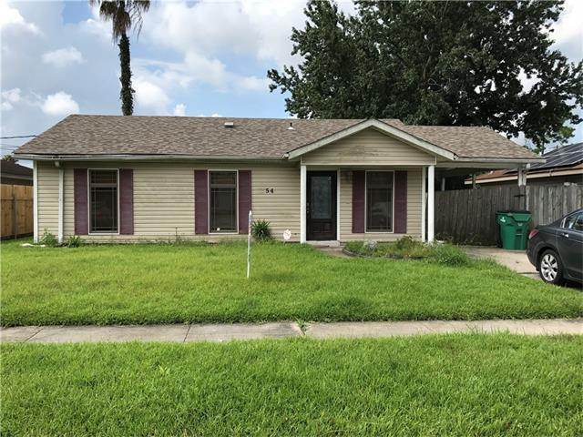 54 Duffy Street, Westwego, LA 70094 (MLS #2119471) :: Turner Real Estate Group