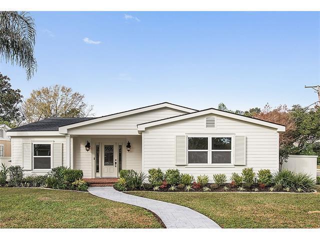 1624 Ridgelake Drive, Metairie, LA 70001 (MLS #2119593) :: Crescent City Living LLC