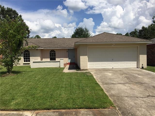 316 Somerset Drive, Slidell, LA 70461 (MLS #2119616) :: Turner Real Estate Group