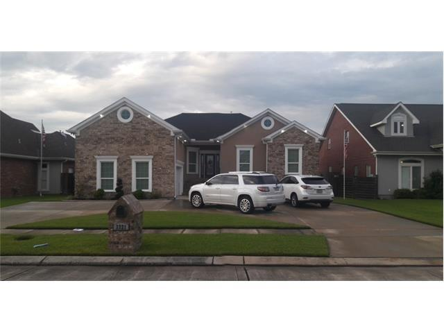3221 Coulon Drive, Meraux, LA 70075 (MLS #2119660) :: Amanda Miller Realty