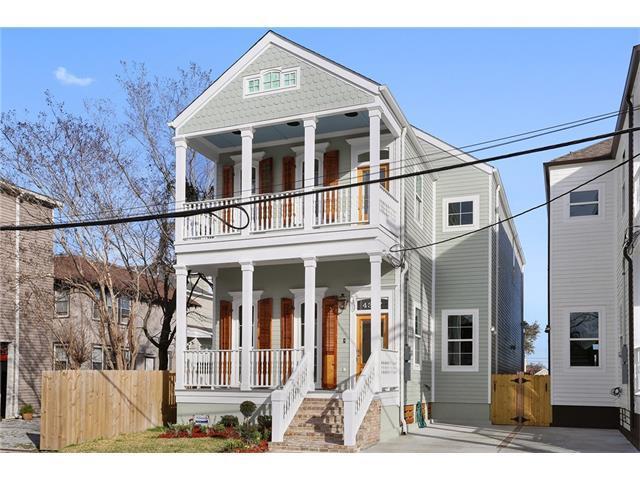 4317 Freret Street, New Orleans, LA 70115 (MLS #2119695) :: Crescent City Living LLC